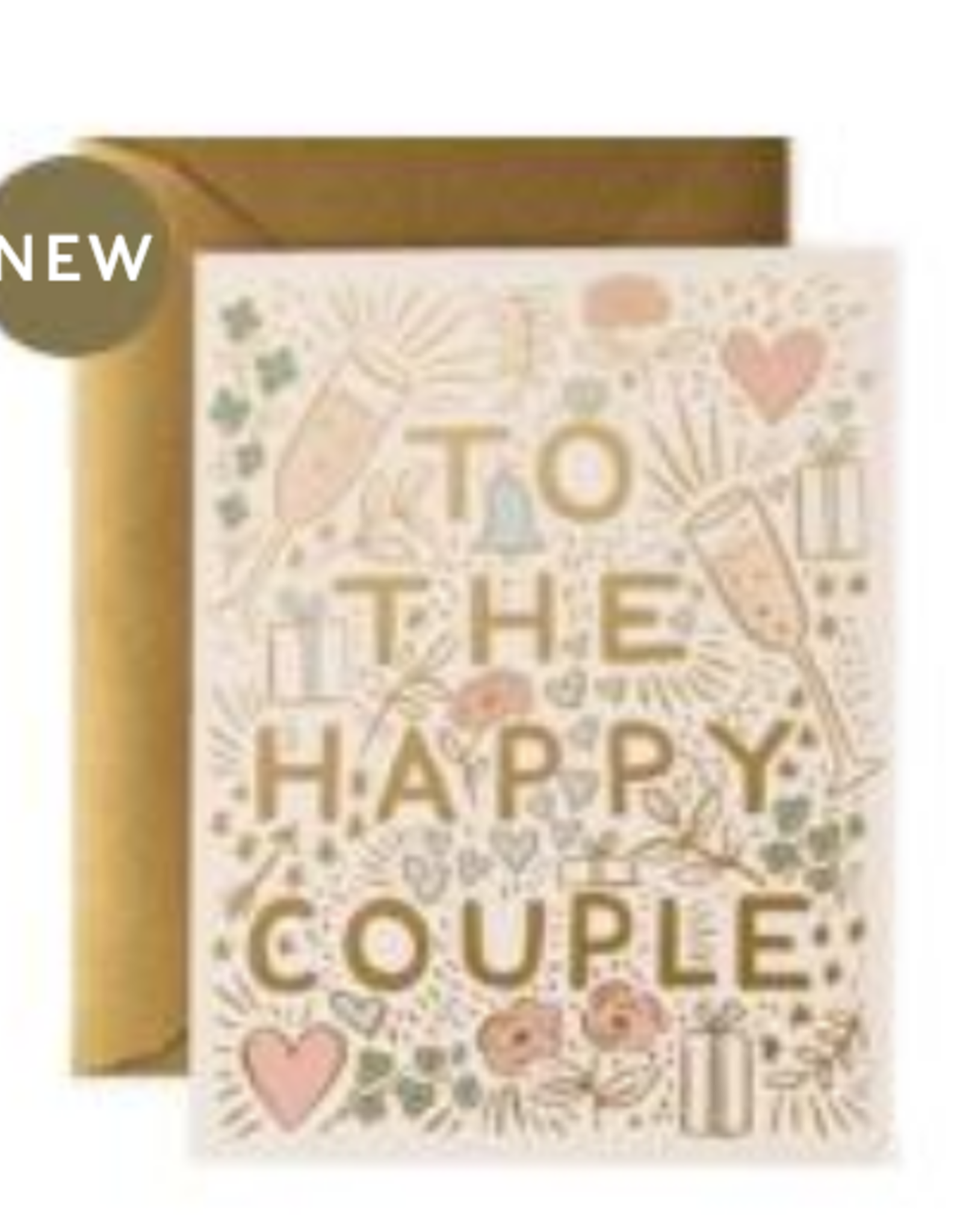 Rifle Paper Co. Rifle Paper | To The Happy Couple Card