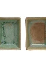 Moss Stoneware Mini Dish