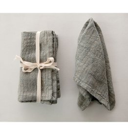 Linen Napkins Earth - Set of 4