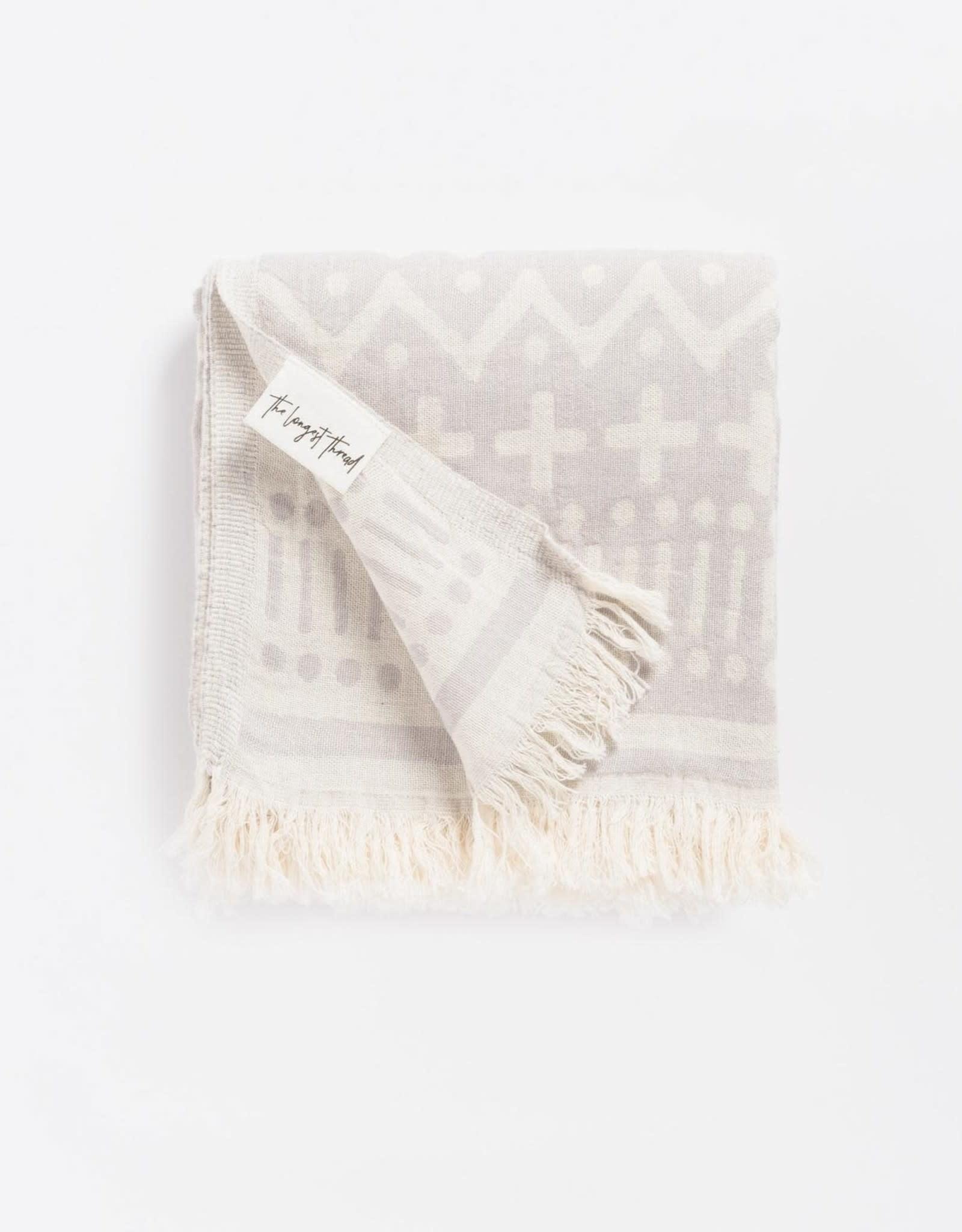 The Longest Thread Maghreb Turkish Towel