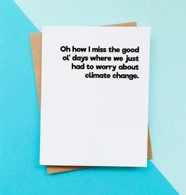 Top Hat and Monocle Top Hat and Monocle | The Good Ol' Days Card