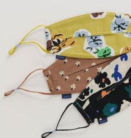 Baggu Baggu | Fabric Mask Set Loop - Archive Florals