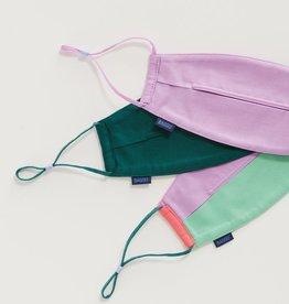 Baggu Baggu | Fabric Mask Set Loop - Watermelon Slice