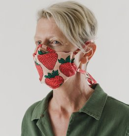 Baggu Baggu | Fabric Mask Set Tie - Backyard Fruit