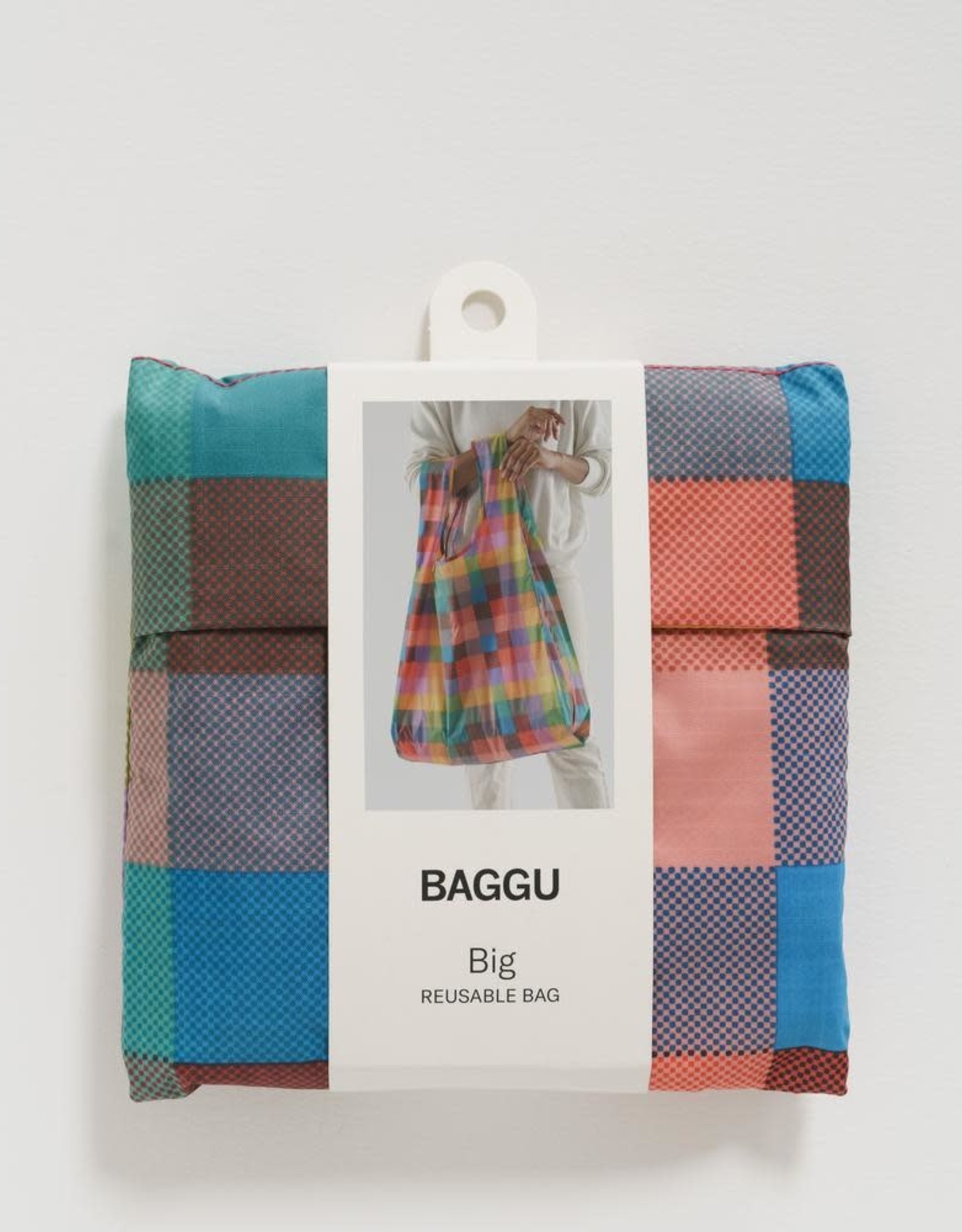 Baggu Big Baggu - Madras No. 1