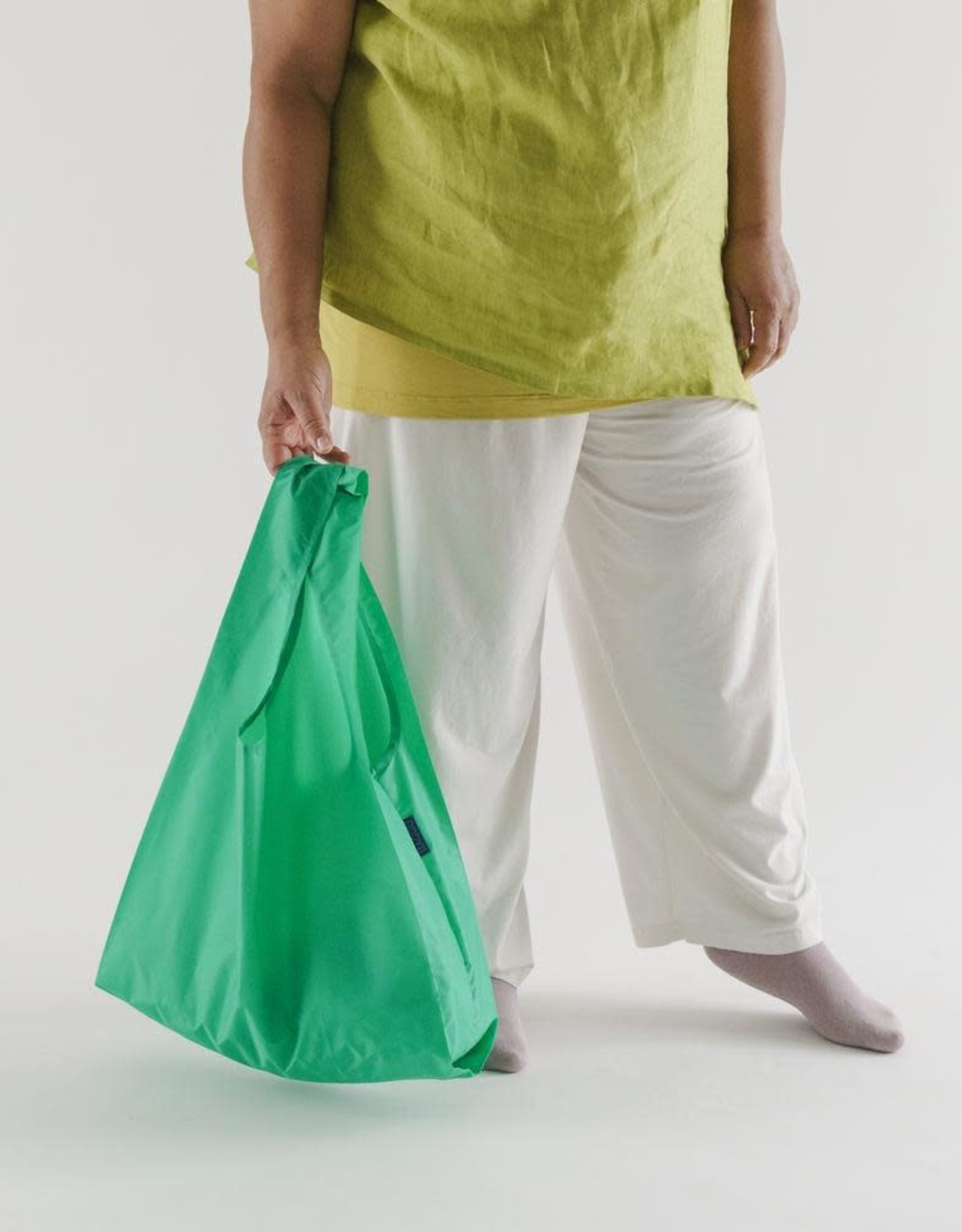 Baggu Standard Baggu- Green Agate