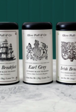 Oliver Pulff and Co. Oliver Pluff and Co.   Signature Tea Tins