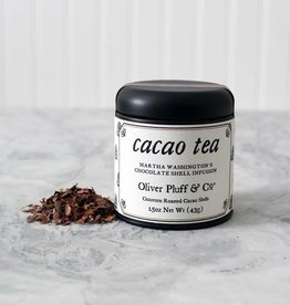 Oliver Pulff and Co. Oliver Pluff and Co. | Cacao Shell Tea