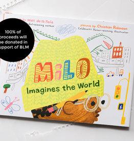 Penguin Random House Milo Imagines the World