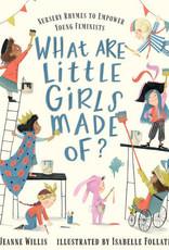 Penguin Random House What Are Little Girls Made Of?