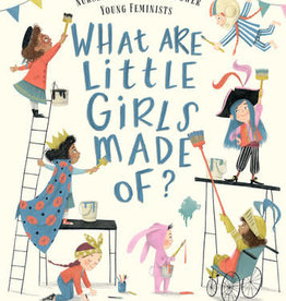 Penguin Random House What Are Little Girls Made Of?