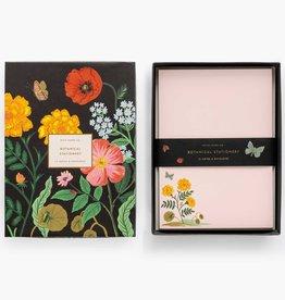 Rife Paper Co | Botanical Social Stationery Set