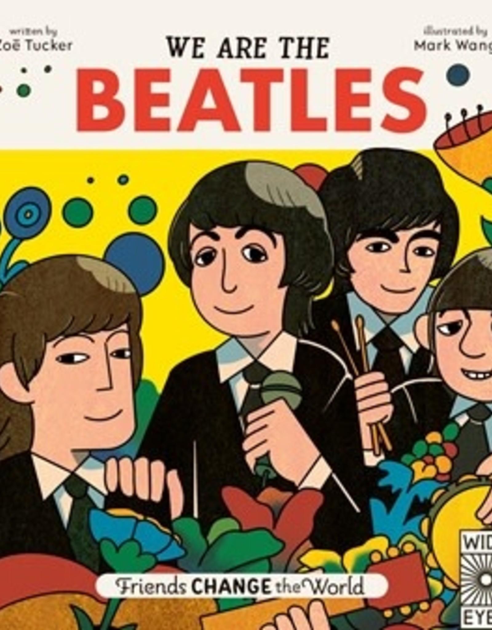 Quarto We Are The Beatles