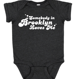 Stay Forever Stay Forever | Somebody In Brooklyn Onesie