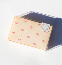 Poem Press Poem Press | Mushroom Envelope Set