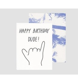Poem Press Poem Press | Dude Card