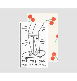 Poem Press Poem Press | For The Girl That Can Do It All Card