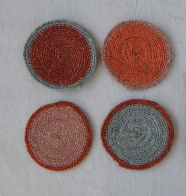 Seagrass Coasters, set of 4