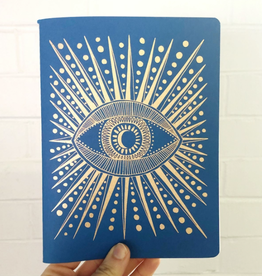 The Rainbow Vision The Rainbow Vision | Seeing Eye 6 Month Planner (Blue)