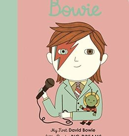 Hachette Little People Big Dreams- My First David Bowie Board Book