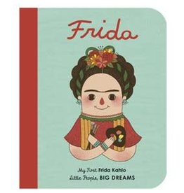 Hachette Little People Big Dreams- My First Frida Kahlo Board Book