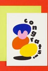 My Darlin' My Darlin' | Congrats Stack Card