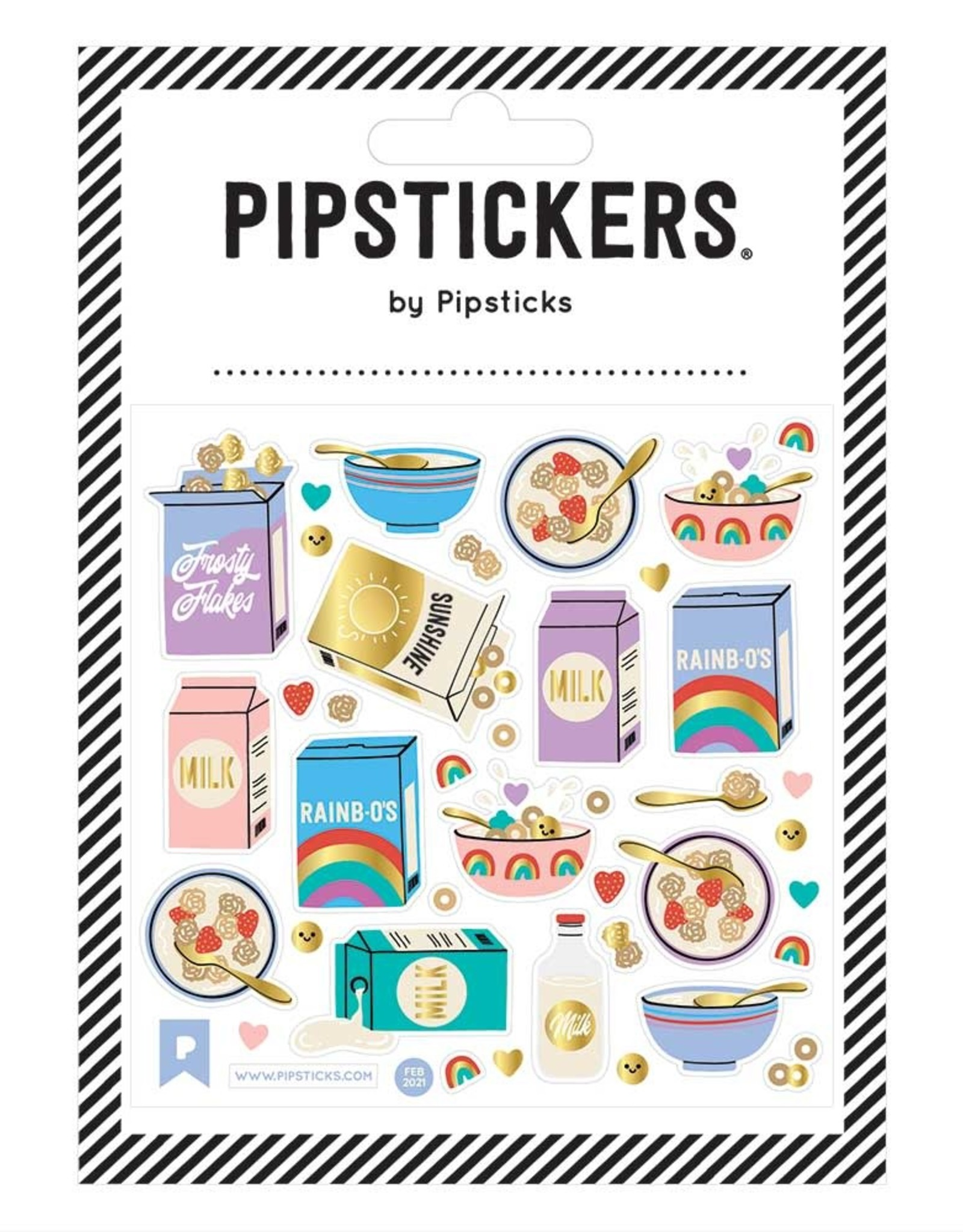 Pipsticks Pipsticks   Cereal-ously Delicious