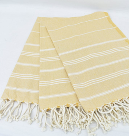 The Longest Thread Turkish Bath Towel - Sunflower