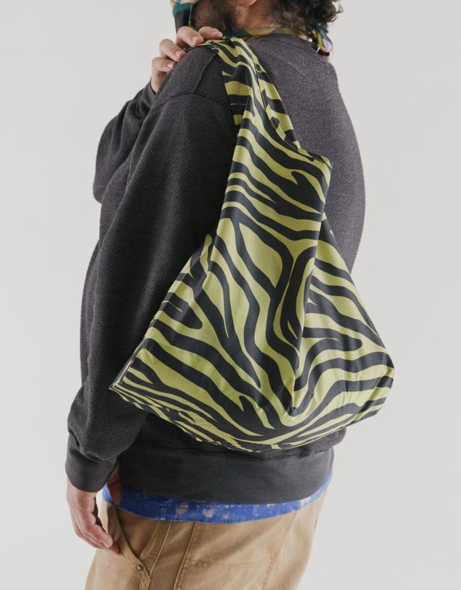 Baggu Baggu   Standard Olive Zebra