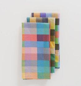 Baggu Baggu - Madras Cloth Napkins  (Set of 3)