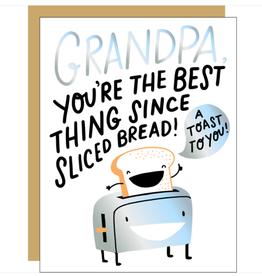 Ashkahn Hello Lucky |  A Toast to Grandpa