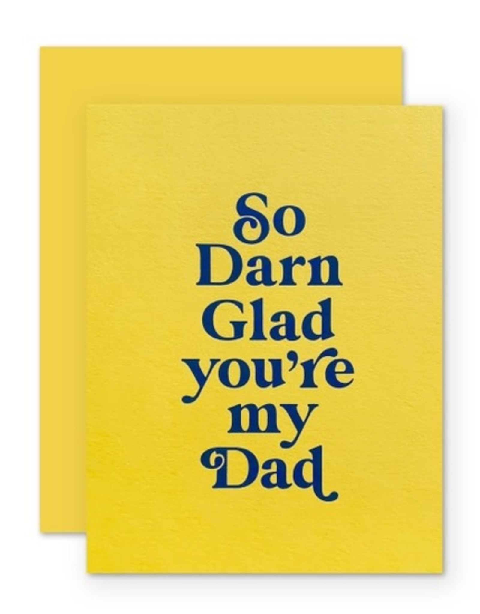 The Social Type The Social Type | Glad Dad Card