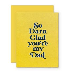 The Social Type The Social Type   Glad Dad Card