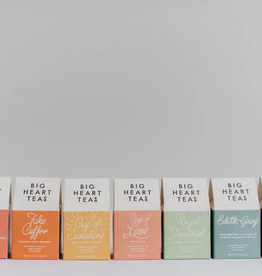 Big Heart Tea Co. Big Heart Tea Co. | Loose Leaf Tea and Tea Bags