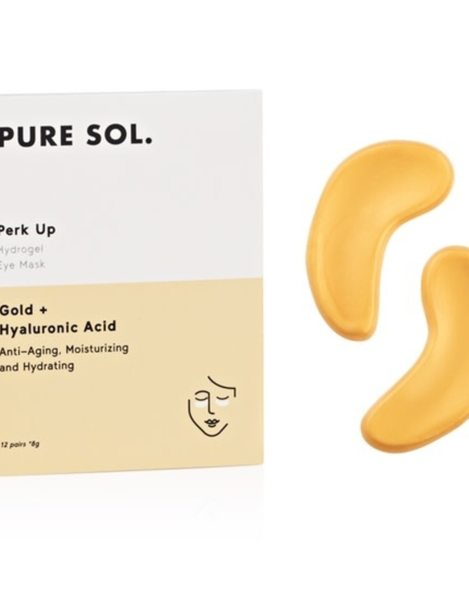Pure Sol Pure Sol | Eye Mask