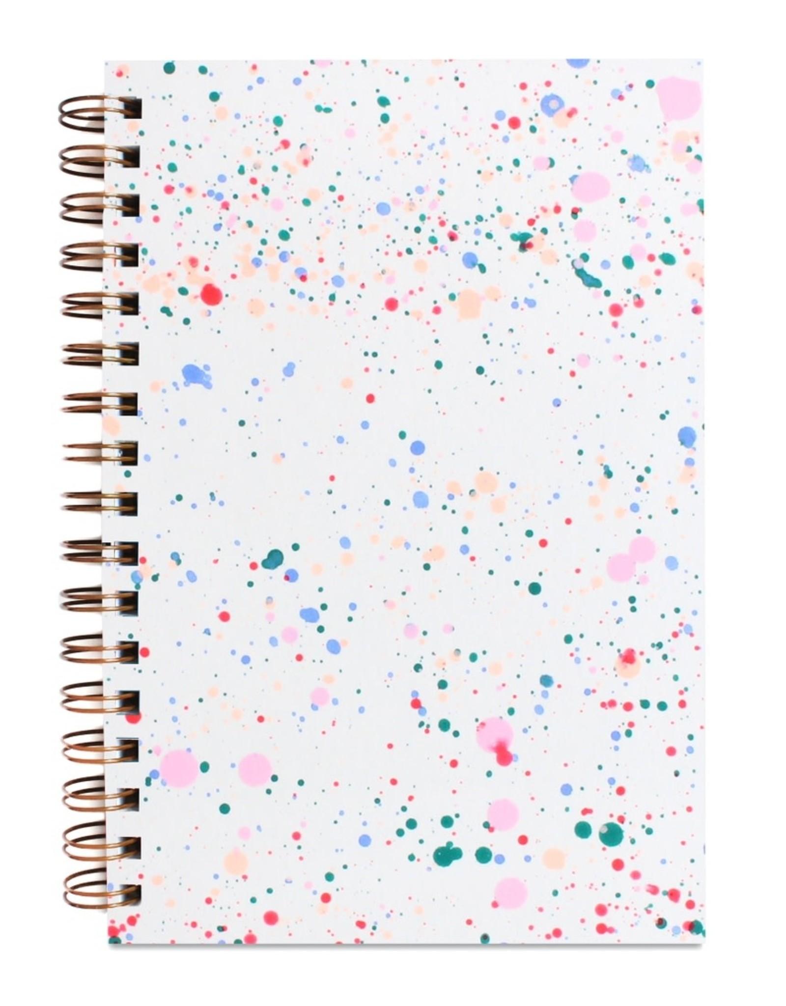 Mōglea Mōglea   Infinity Painted Notebook