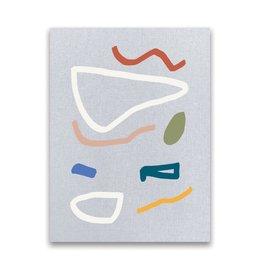 Mōglea Mōglea | Weekly Ray Cloth Book (Lined)