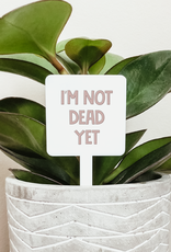 Knotty Design Co. Knotty Design Co. | I'm Not Dead Yet Marker