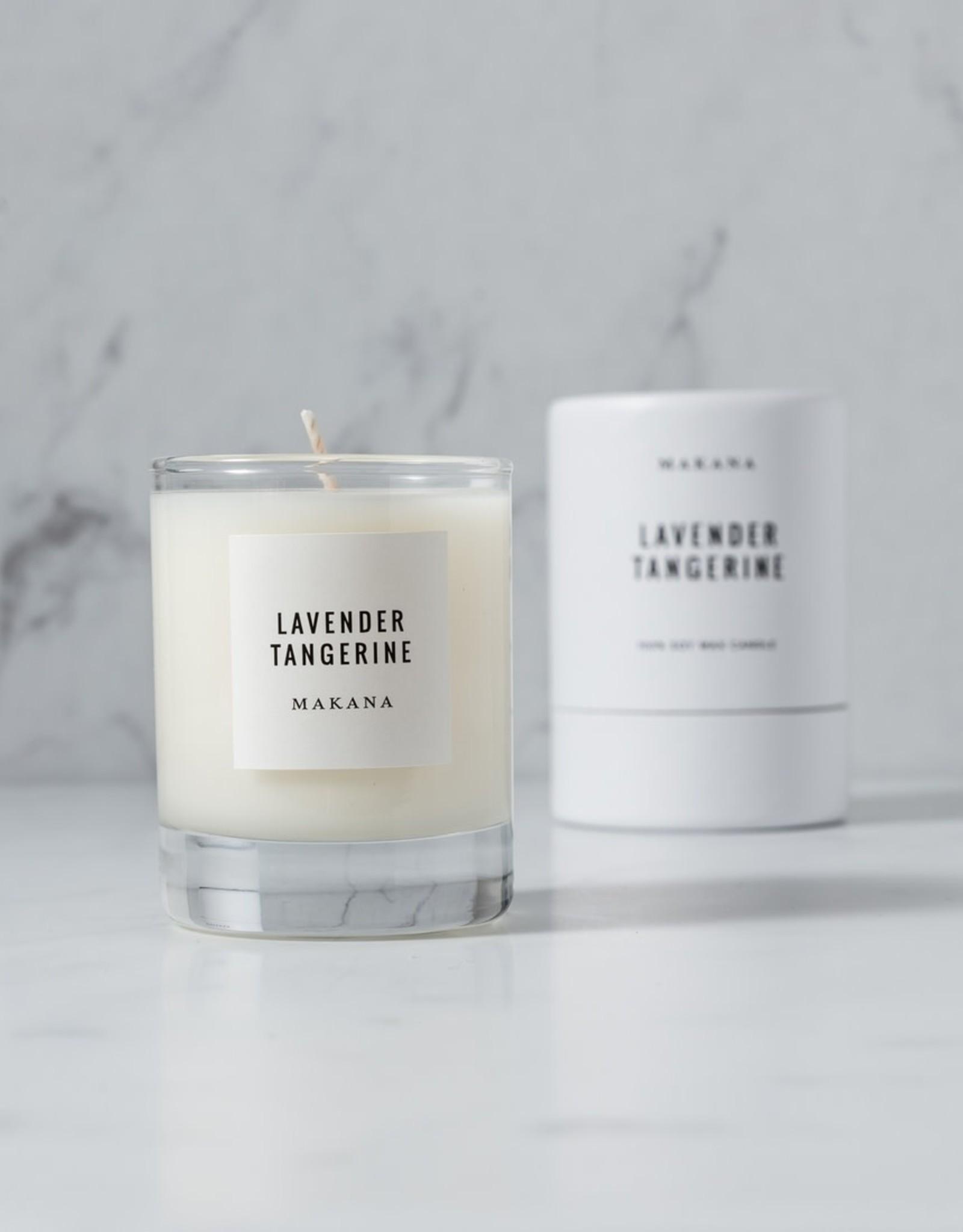 Makana Makana | Lavender Tangerine Candle 3 oz