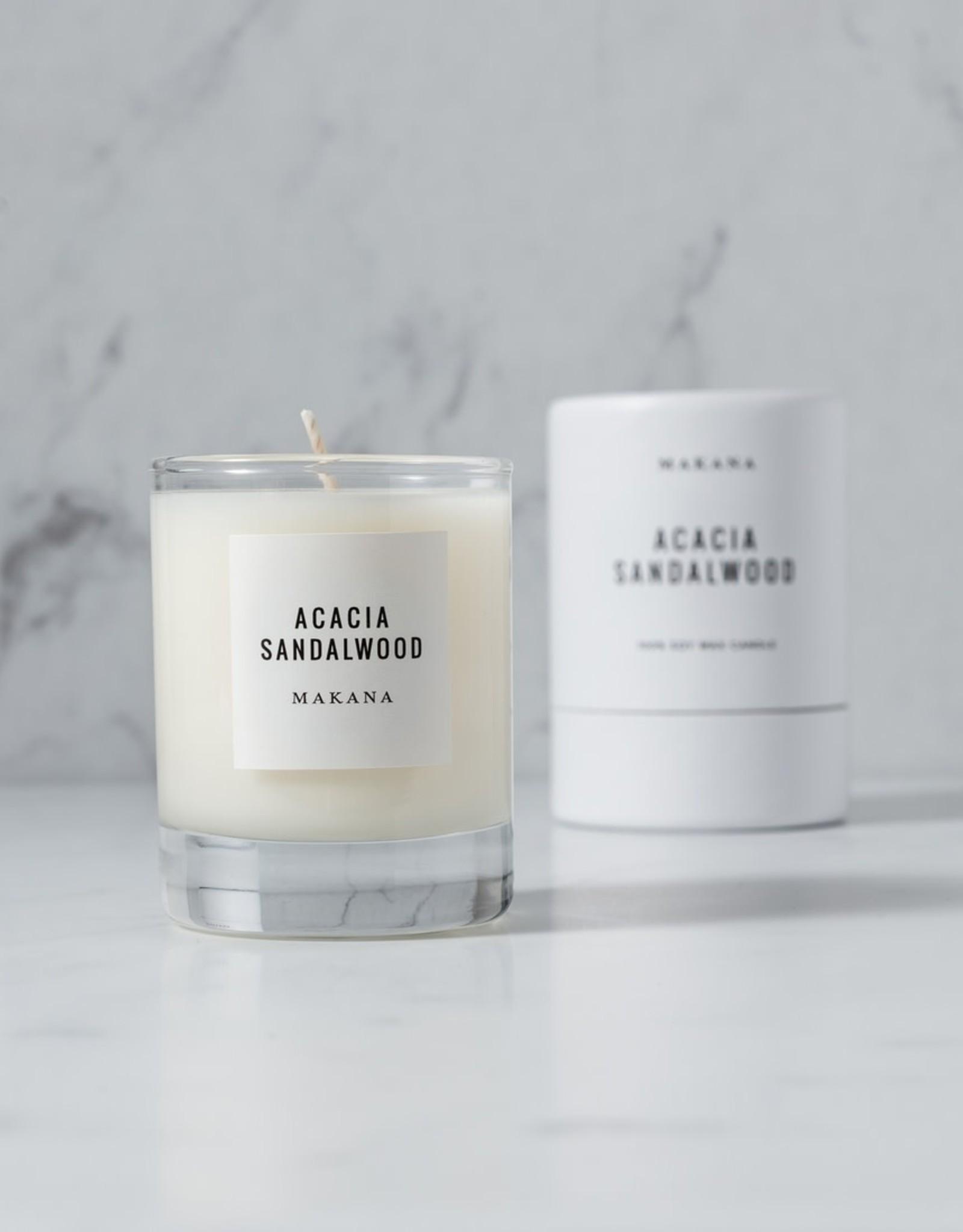 Makana Makana | Acacia Sandalwood Candle 3 oz