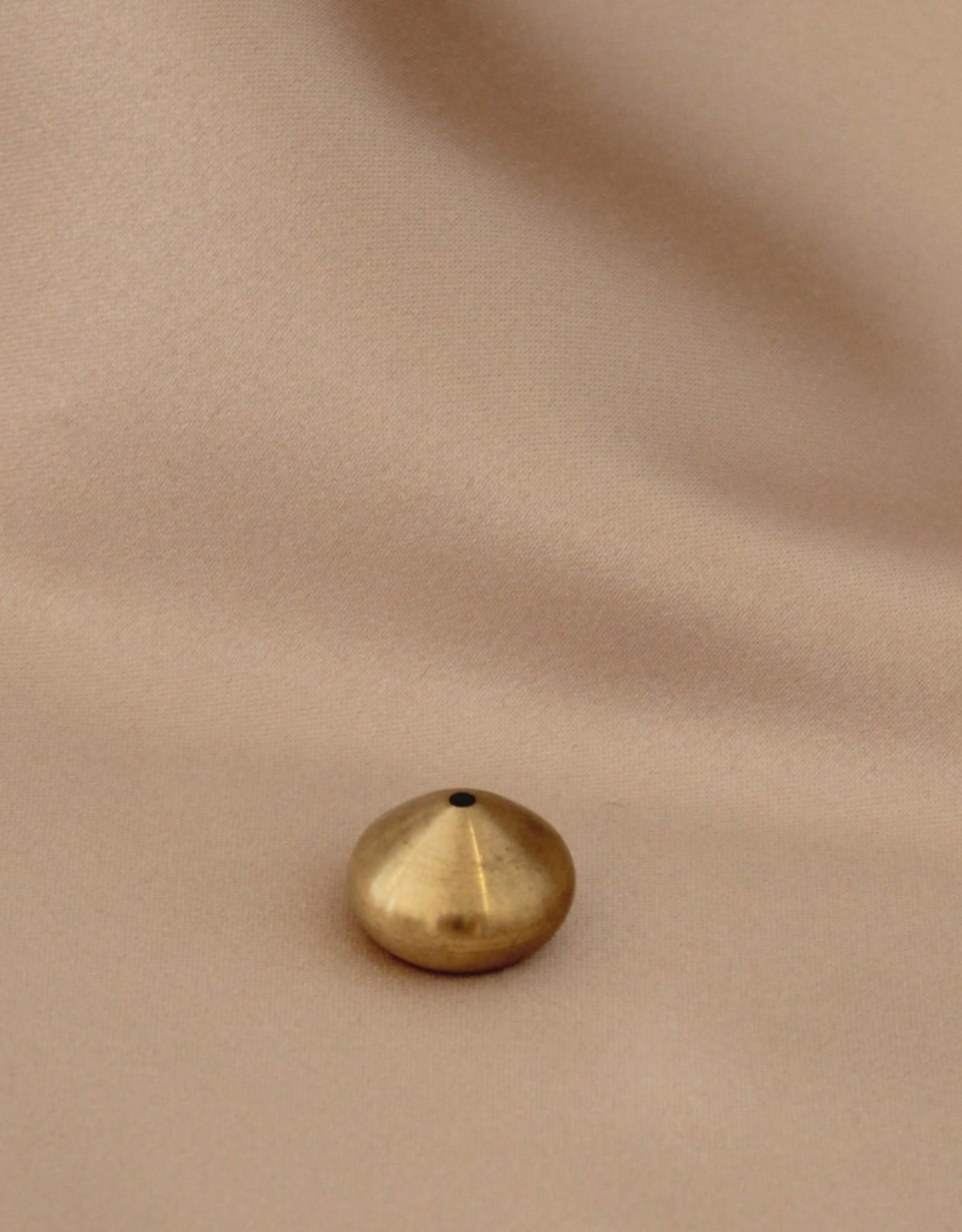Mashallah Mashallah | Brass Orb Incense Holder