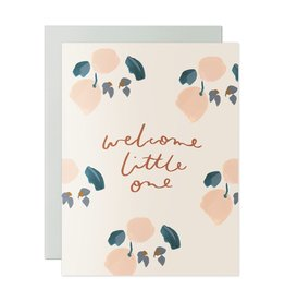 Our Heiday Our Heiday   Welcome Little One Card