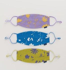 Baggu Baggu | Fabric Mask Set Loop - Floral Sun Prints