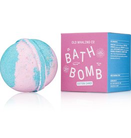 Old Whaling Company Old Whaling Bath Bomb  Cotton Candy