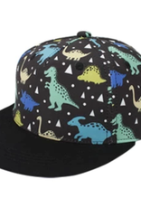 Kids Dinosaur Baseball Cap (3-8 yrs)