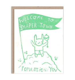 Ghost Academy Ghost Academy | Diapertown Baby Card