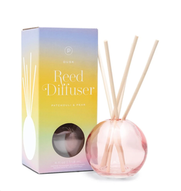 Paddywax Paddywax   Green Bubble Reed Diffuser - Pink Patchouli + Pear