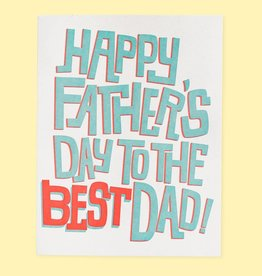 The Good Twin The Good Twin   Best Dad Card