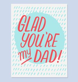 The Good Twin The Good Twin   Glad You're My Dad Card