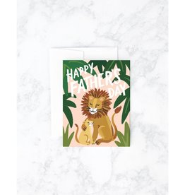 Idlewild Co. Idlewild Co. | Father's Day Lion Card